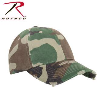 camo hat, camouflage hat, Distressed Camo Low Pro Cap, camo baseball hat, camo dad hat, dad hat, low profile, baseball cap, camo cap, cap, army hat, army cap, mens caps, camouflage, woodland camo, camo, vintage hat, distressed hat,
