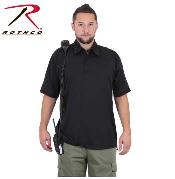 Rothco Moisture Wicking Public Safety Polo Shirt