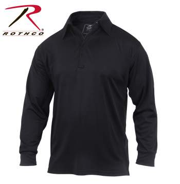 rothco long sleeve tactical performance polo, long sleeve tactical performance polo, tactical performance polo, tactical polo, performance polo, long sleeve tactical polo, long sleeve polo, tactical shirts, polo, polo shirt, long sleeve polo shirts, tactical performance polo shirt, tactical polo shirts
