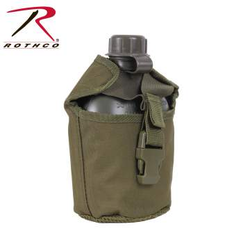 canteen covers,canteen accessories,canteens,canteen,military canteen,army canteen,nylon canteen,military canteen covers,1qt.,1 qt cover,1 quart cover,1 quart canteen cover,covers,Molle