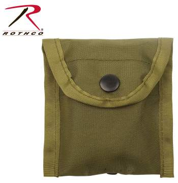 Rothco, Nylon, Compass, Pouch, army pouch, camo pouch, military nylon, nylon belt pouches, military pouch, compass pouch, military pouches, nylon pouch