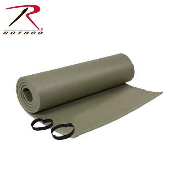 sleeping pad,pad,sleeping mat,military accessories,camping accessories,camping gear,foam sleeping pad,foam pad,pad with ties,sleeping pad with ties,