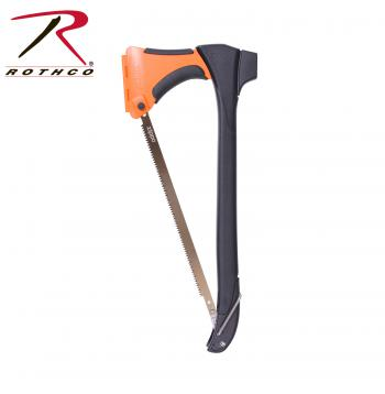 Zippo 4-in-1 Woodsman, hatchet, saw, mallet, stake puller, zippo axe, zippo woodsman, woodsman axe, 41, survival tool, camping gear, camping tool,