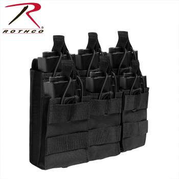 Rothco MOLLE Open Top Six Rifle Mag Pouch, molle, modular lightweight load bearing equipment, molle pouches, mag pouch, molle attachments, plate carrier mag pouches, ak mag pouch, molle gear, molle mag pouch, molle accessories, ammo pouch, molle magazine pouches, m4 mag pouches, Velcro mag pouch, glock mag pouch, molle ak mag pouch, molle ammo pouch, molle, molle pouches, mag pouch, 6 mag pouch, six mag pouch, molle attachments, plate carrier mag pouch, molle gear, molle mag pouch, molle accessories, molle magazine pouches, molle mag pouches, Velcro mag pouch, molle systems, Tactical Molle, tactical molle pouches, tactical molle attachments, tactical molle mag pouches, tactical molle systems, tactical molle accessories, tactical molle magazine pouches, Military Molle, Military molle pouches, Military molle attachments, Military molle mag pouches, Military molle systems, Military molle accessories, Military molle magazine pouches, ammo pouch, rifle pouch, rothco rifle pouch, rifle mag pouch, six magazine rifle pouch, universal six magazine pouch, magazine holster, rifle magazine pouch, six mag holder, MOLLE Mag Pouch, universal magazine pouch, universal rifle mag pouch, rifle mag pouch, MOLLE Magazine Pouch, MOLLE Magazine Holder, MOLLE Ammo Pouch, Tactical Ammo Pouch, ammo holder, M-16 mag pouch, AK-47 Mag pouch, m16, ak47, m 16, ak 47, ammunition pouch, mag holder