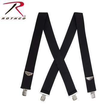 Rothco Adjustable Elastic X-Back Pant Suspenders, Rothco Pant Suspenders, pant suspenders, suspenders for pants, mens suspenders, camo, camouflage, camo suspenders, camouflage suspenders, suspender, alligator clip suspenders, x-back pant suspenders, x-back suspenders, adjustable suspenders, elastic suspenders, x-shaped suspenders, suit suspenders, dress pant suspenders, military pant suspenders, tactical pant suspenders