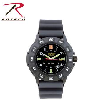 UZI,Uzi watch,watch,time piece,tritium, watches, military watch, military watches