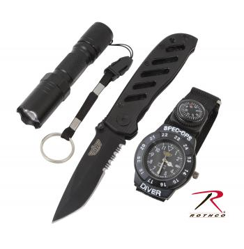 UZI, Gift Set, UZI Gift Set, UZI knife, UZI Watch, UZI LED Flashlight, LED  Flashlight, Knife, Knives, watch, gifts, UZI gifts,