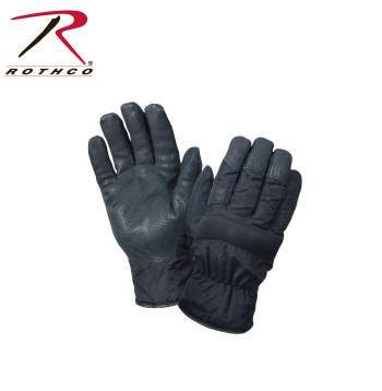 cold weather gloves,gloves,glove,cold weather gear,tactical gloves,military gloves,law enforcement gloves,public,military cold weather gloves,tactical shooting gloves,swat gloves,thermoblock,thermoblock insulation,windproof shell,winter gloves,rothco gloves