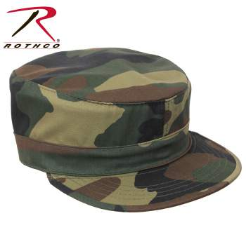 Rothco Adjustable Fatigue Cap,fatigue hat,fatigue cap,adjustable fatigue cap,adjustable fatigue hat,adjustable cap,adjustable hat,woodland camo adjustable fatigue cap,woodland camo fatigue cap,woodland camo fatigue hat