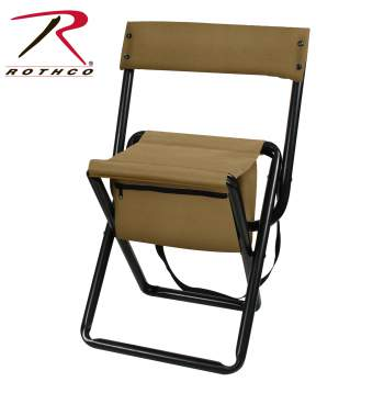 Remarkable Rothco Deluxe Camo Stool With Pouch Back Evergreenethics Interior Chair Design Evergreenethicsorg