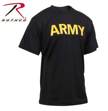Rothco Army Physical Training Shirts, Rothco physical training shirts, physical training apparel, army physical training shirts, army shirts, physical training shirts, p/t, pt shirts, Rothco pt shirts, Rothco p/t shirts, army physical training, physical training, physical fitness uniform, army gear, military surplus, military clothing, military physical training, army, us army, army pt shirts, military gear, army apparel, army surplus, physical training shirt, pt shirt, army shirt