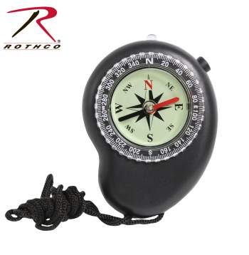 LED compass, LED, compass, compass with lanyard, lanyard, navigation, LED navigation, LED compass with Lanyard, compasses, camping gear, survival gear