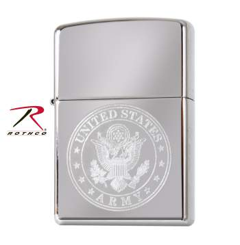 lighter,zippo lighter,zippo,the zippo,gas lighter,refill lighter,torch lighter,army zippo,army,engraved army logo,engraved,army logo