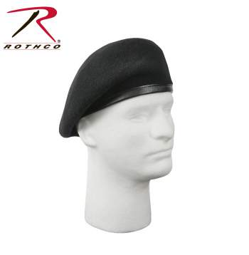 Rothco Beret,Government issue Beret,beret,hat,headwear,black beret,black military beret,military beret,wool beret,blue flash,blue flash beret,inspection ready beret,inspection ready,tan beret,tan military beret,maroon beret,maroon military beret,green beret,green military beret
