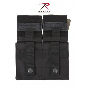 Rothco MOLLE Double M16 Mag Pouch with Inserts, molle, molle pouches, molle attachments, molle mag pouches, molle systems, molle accessories, molle magazine pouches, Tactical Molle, tactical molle pouches, tactical molle attachments, tactical molle mag pouches, tactical molle systems, tactical molle accessories, tactical molle magazine pouches, Military Molle, Military molle pouches, Military molle attachments, Military molle mag pouches, Military molle systems, Military molle accessories, Military molle magazine pouches, military molle m16 mag pouches, tactical molle double m16 mag pouches, molle double m16 magazine pouches, military molle double m16 magazine pouches, tactical molle double m16 magazine pouches, with inserts