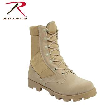 Type Speedlace Combat Boots Rothco 10 G.I