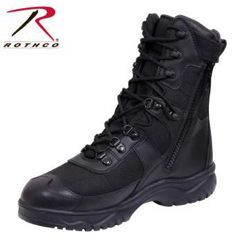 tactical boot, military boot, rothco boots, combat boot, tactical military boot, v-motion boot, v-motion, v motion, flex toe boot, flex tactical boot, flex toe tactical boot