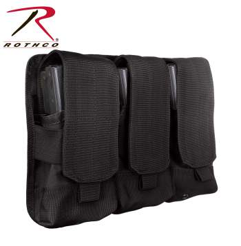 rothco universal triple mag rifle pouch, universal triple mag rifle pouch, triple mag rifle pouch, universal rifle pouch, rifle pouch, rothco rifle pouch, triple mag pouch, rifle mag pouch, magazine pouch, molle pouches, triple magazine rifle pouch, universal triple magazine pouch, magazine holster, tactical pouches, magazine holder, rifle magazine pouch, universal mag pouch