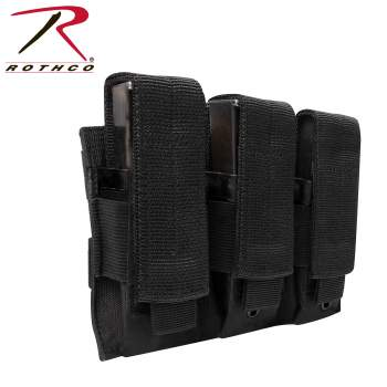 Rothco MOLLE Triple Pistol Mag Pouch, molle, molle pouches, mag pouch, 3 mag pouch, triple mag pouch, pistol mag pouch, molle attachments, plate carrier mag pouch, molle gear, molle mag pouch, molle accessories, molle magazine pouches, molle mag pouches, Velcro mag pouch, glock mag pouch, molle systems, Tactical Molle, tactical molle pouches, tactical molle attachments, tactical molle mag pouches, tactical molle systems, tactical molle accessories, tactical molle magazine pouches, Military Molle, Military molle pouches, Military molle attachments, Military molle mag pouches, Military molle systems, Military molle accessories, Military molle magazine pouches, molle triple pistol mag pouches, military molle triple pistol mag pouches, tactical molle triple pistol mag pouches, molle triple pistol magazine pouches, military molle triple pistol magazine pouches, tactical molle triple pistol magazine pouches, ammo pouch