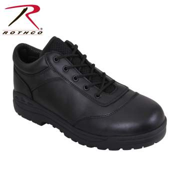 Rothco Tactical Utility Oxford Shoe, Oxford Shoe, Oxford sneaker, Oxford shoe for men, shoe oxford, oxford dress sneaker, oxford dress shoe, Tactical shoe, the oxford shoe, black oxford shoe, men's oxford style shoe, plain black oxford shoes, dress shoe oxford, tactical oxford shoe