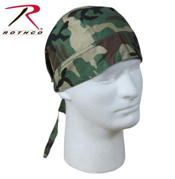 Rothco Camo Headwrap, headwrap, bandana, head wrap, camouflage headwraps, head scarf wrap, camouflage bandana, camo bandana, army bandana, military bandana, army camo bandana, camo do rag, camo dew rag, camo du rag, durag, doo rag, biker head wrap, biker bandana, biker headwrap, du-rag, do-rag, skull cap, biker caps, head cap, Woodland Camo, City Camo, Smokey Branch Camo, Tiger Stripe Camo,  scrub cap, scrub hat, or scrub cap, surgical scrub cap, face mask, facemask, dust mask, bandana, shemagh