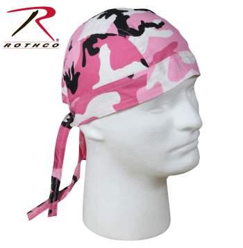 Rothco Camo Headwrap, headwrap, bandana, head wrap, camouflage headwraps, head scarf wrap, camouflage bandana, camo bandana, army bandana, military bandana, army camo bandana, camo do rag, camo dew rag, camo du rag, durag, doo rag, biker head wrap, biker bandana, biker headwrap, du-rag, do-rag, skull cap, biker caps, head cap, Pink Camo, Sky Blue Camo, Ultra Violet Camo, purple camo, scrub cap, scrub hat, or scrub cap, surgical scrub cap