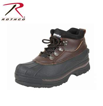 duck boot,muck boot,hiking boot,rubber boot,slip on boots,rain boots,rothco winter boots,cold weather boots,winter boots,cold weather hiking boots,boots,rothco boots