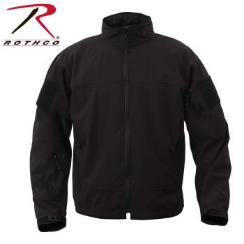 3209dea8f Rothco Covert Ops Light Weight Soft Shell Jacket