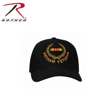 Vietnam Veteran Insignia Cap,hat,cap,Vietnam Veteran hat,Vietnam Veteran cap,baseball cap,baseball hat,Vietnam Veteran baseball hat,insignia cap