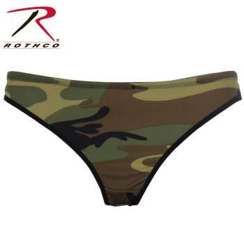 camo thong, womens thong, womens underwear, thongs, camo underwear, camouflage underwear, camouflage thong, camo thongs,