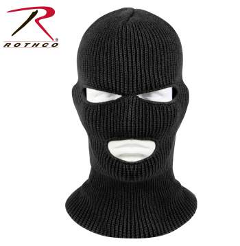 Rothco 3 Hole Face Mask, Rothco face mask, Rothco face masks, Rothco 3 hole facemask, Rothco facemask, Rothco facemasks, 3 hole face mask, face mask, face masks, 3 hole facemask, facemasks, face mask for winter, ski face mask, winter face mask, winter face masks, snowboarding face mask, balaclava, balaclava face mask, cold weather face mask, skiing face mask, ski mask, military face mask, outdoor wear, outdoor gear, winter wear, winter gear,  Winter cap, winter hat, winter caps, winter hats, cold weather gear, cold weather clothing, winter clothing, winter accessories, headwear, winter headwear,