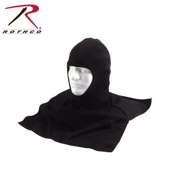 Rothco Black Polyester Balaclava w/ Dickie, Rothco polyester balaclava with dickie, Rothco balaclava with dickie, Rothco polyester balaclava, Rothco balaclava, Rothco balaclavas, polyester balaclava, polyester balaclava with dickie, balaclava with dickie, balaclava, balaclavas, military balaclava, polyester, army balaclava, military balaclava mask, balaclava scarf, turtleneck base layer, dickie scarf, ski mas, snowboarding mask, outdoor wear, outdoor gear, winter wear, winter gear, scarf, scarves, poly, polyester, Winter cap, winter hat, winter caps, winter hats, cold weather gear, cold weather clothing, winter clothing, winter accessories, headwear, winter headwear,