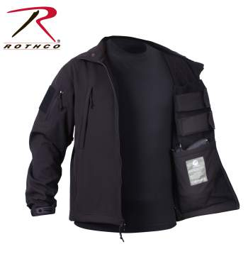 Rothco Concealed Carry Soft Shell Jacket, concealed carry clothing, concealed carry jacket, concealed carry apparel, softshell, softshell jacket, men's jacket, concealed weapons clothing, tactical jacket, shooters jacket, shooters clothing, concealed jacket, concealed carry, jacket, concealed carry garments, concealment jacket, police clothing, tactical clothing, shell jacket, gun concealment jacket, jacket with gun pocket, ccw, concealed carry clothing