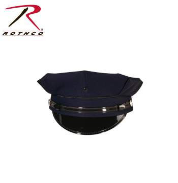 Rothco,8 Pt,Navy Blue,Police,Security,Cap,hat,8 point,eight point,police uniform,security uniform,police hat,police cap,security hat,security cap,police equipment gear,duty gear