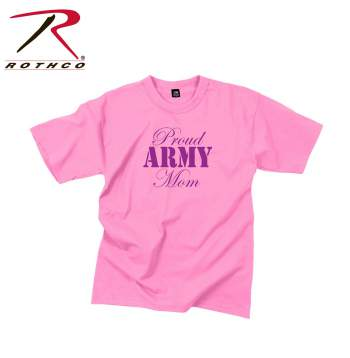 Graphic tee,printed tee,pink tee,army tee,womens tee,t-shirt,military tee,military t-shirt,mom,Proud mom,proud army mom,military printed t-shirt,army tshit,mothers t-shirt,pink graphic t-shirt,