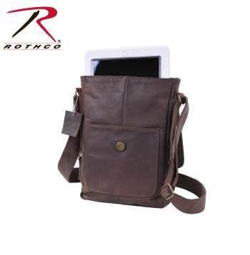tech bag, ipad bag, tablet holder, leather bags, leather bag, military bag, leather military bag