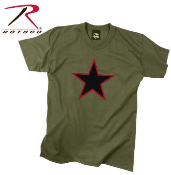 Rothco,t shirt print,tee shirt,short sleeve t shirt,short sleeve tee,tee shirts,t shirt,t-shirt,cotton tee,cotton tshirt,cotton t-shirt,poly tee,cotton poly t shirt,polyester cotton,red china star tshirt,red china star t-shirt,red china star short sleeve,fashion tees,olive drab tee,olive drab tshirt,olive drab t-shirt,red china star,star tshirt,china star tshirt,graphic tee