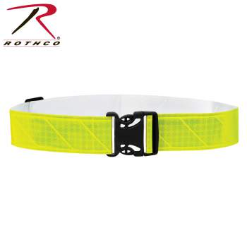 Rothco Lightweight Reflective PT Belt, lightweight reflective belt, lightweight pt belt, lightweight physical training belt, reflective physical training belt, reflective military belt, reflective military training belt, lightweight military training belt, military pt belt, military physical training belt, lightweight military physical training belt, reflective safety belt, reflective training belt, reflective belt military, cycling belt, running belt, jogging belt, reflective jogging belt, police training belt, outdoor reflective belt, training safety belt,