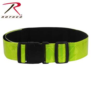reflective physical training belt, reflective running belt, reflective belt, reflective pt belt, training belt, Waist Training Belt, Green Belt Training, Army Reflective Belt, Glow Belt, Military Reflective Belt, pt army belt, yellow reflective belt, Military PT Belt, US Military Belt, APFU