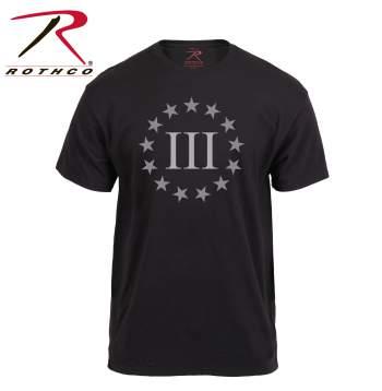 t-shirt, three percenter, three percenter t-shirt, 2nd amendment t-shirt,  three percent, three percenter gear, three percenter shirt, oath keepers shirt, oath keepers gear,