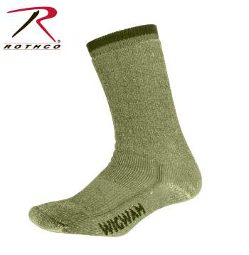 wigwam sock,wool sock,wool wigwam sock,US made,moisture wicking sock,boot sock,hiking sock,military sock, cold weather sock, extreme cold weather sock, cold weather boot sock, socks,