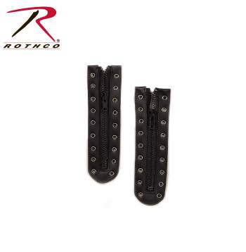 boot laces,zipper boot laces,military footwear,lace in boot zipper,