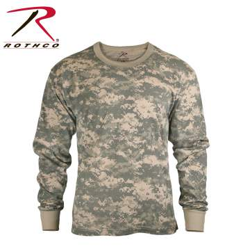 Rothco Long Sleeve Digital Camo T-Shirt, long sleeve t-shirt, long-sleeve t-shirt, t-shirts, tee shirts, t shirt, long sleeve shirt, camo shirt, long sleeve camo shirt, causal top, causal camo top, camo shirts, camouflage shirts, digital camo, rothco tshirt, digital camo tee, digital camo, digital camouflage, digicam, digitcal camouflage tshirt, tshirt, digital tee, long sleeve shirt, camo shirt, digicam shirt, digital camo shirt, long sleeve tee, long sleeve tshirt