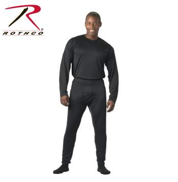 Rothco,ecwcs Gen III,Silk Weight,Underwear,long john underwear,polypropylene underwear,thermal long underwear,silk thermal underwear,silk weight long underwear,ecwcs gen 3,soft fleece,fleece,insulated underwear,cold weather underwear,Moisture wicking,Mil- Spec underwear,silk weight tops,level I ECWCS,thermal top,extreme cold weather clothing,extended cold weather clothing system,ecwcs,military cold weather gear,cold weather gear,military winter gear,army ecwcs