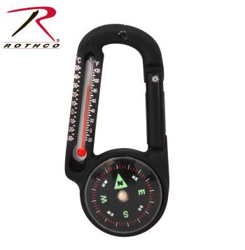 Rothco Carabiner Compass W/ Thermometer, Rothco carabiner compass, Rothco carabiner compass with thermometer, Rothco carabiner thermometer, Rothco multi-tool, Rothco carabiner, Rothco compass, Rothco thermometer, Carabiner Compass W/ Thermometer, carabiner compass, carabiner compass with thermometer, carabiner thermometer, multi-tool, carabiner, compass, thermometer, multi-tools, carabiners, compasses, thermometers, survival tools, survival carabiner, carabiner with compass, carabiner with thermometer, compass carabiner, pocket compass