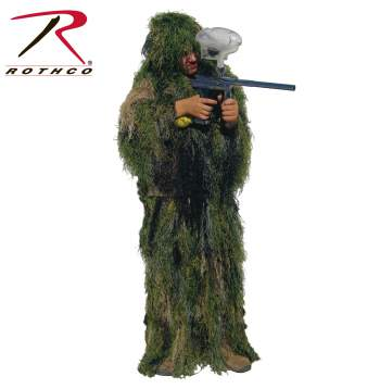 ghillie suite, ghilly suit, camouflage suit, airsoft, air-soft, sniper suit, shooting suite, hunting suit, Zombie,zombies