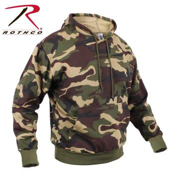 8b63906fc3a07 Rothco Camo Pullover Hooded Sweatshirt, Rothco camo sweatshirt, camo  sweatshirt, camo hoodie,