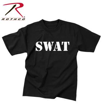 Rothco,t shirt print,tee shirt,short sleeve t shirt,short sleeve tee,tee shirts,t shirt,t-shirt,cotton tee,cotton tshirt,cotton t-shirt,poly tee,cotton poly t shirt,polyester cotton,black,swat t shirt,swat tee,swat short sleeve,swat tshirts,swat t-shirts,black swat tshirts,black swat t-shirts,black swat tees,swat short sleeve tshirts,black swat short sleeve t-shirts,swat sleeve tshirts,swat short sleeves