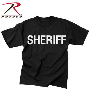 Rothco,t shirt print,tee shirt,short sleeve t shirt,short sleeve tee,tee shirts,t shirt,t-shirt,cotton tee,cotton tshirt,cotton t-shirt,poly tee,cotton poly t shirt,polyester cotton,black,black Sheriff t shirt,black Sheriff tee,black Sheriff short sleeve,black Sheriff tshirts,black Sheriff t-shirts,black Sheriff tees,black Sheriff short sleeve tshirts,black Sheriff short sleeve t-shirts,Sheriff sleeve tshirts,Sheriff short sleeves,Sheriff tshirt,Sheriff t-shirt
