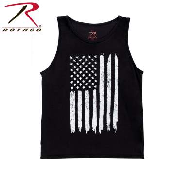 Rothco Distressed U.S. Flag Tank Top Muscle Shirt, US Flag Tank Top, USA Flag Tank, American Flag Tank Top, tank top, wife beater, sleeveless shirt, muscle tank, workout shirt, workout tank, athletic tank top, muscle tank top, summer tank tops, muscle shirt, muscle tee, American flag shirt, American shirt, patriotic clothing, American flag t-shirt, flag shirt, American flag clothing, USA flag shirt, U.S. flag shirt, US flag shirt
